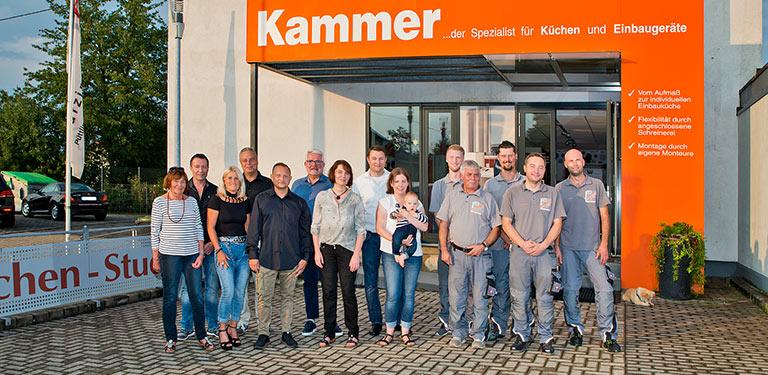 Das Team von Kammer Küchen